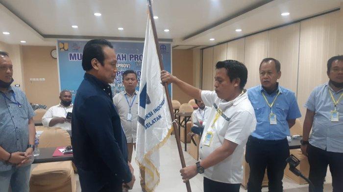 Juniar Arge 'Oppo' Pimpin Aspekindo Sulsel
