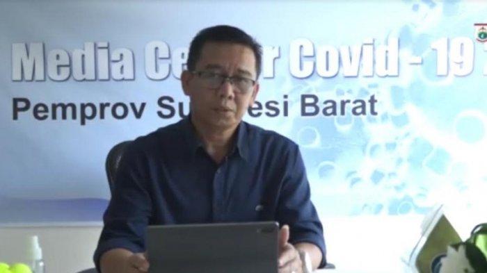 Update Corona Sulbar Hari Ini, Pasien Positif Covid-19 Bertambah 2, Total 94 Orang