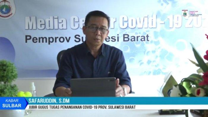 Positif Corona di Sulbar Bertambah Dua Kasus, Satu di Antaranya Bocah 6 Tahun