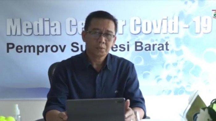 Update Corona Sulbar, Bertambah 1 Positif Covid-19 dari Polman, Dua Dinyatakan Sembuh