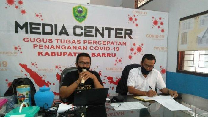 ODP di Barru Sisa 1 Orang, 1 Positif Covid-19 Dirawat di Makassar