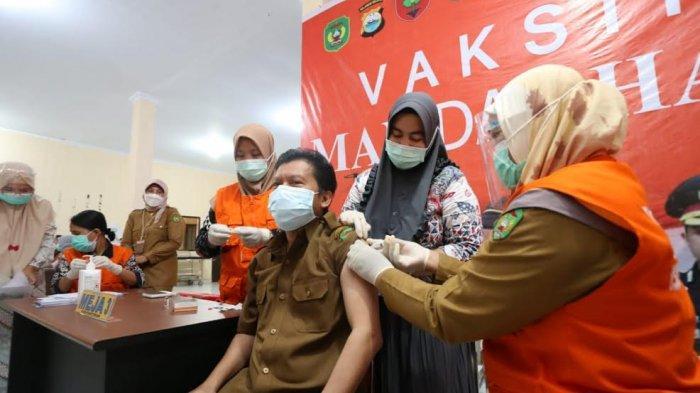 Positif Covid-19, Dua Dokter di Palopo Batal Suntik Vaksin Tahap Dua