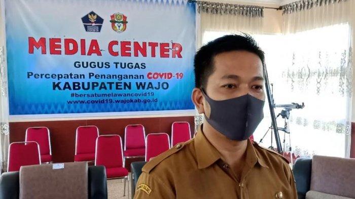 Bertambah 10 Orang, Kasus Covid-19 di Kabupaten Wajo Tembus Angka 100