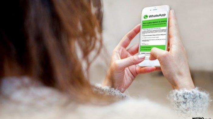 Jutaan Pemilik HP iPhone - Android Tak Bisa WhatsApp Mulai Besok, Cek Solusinya