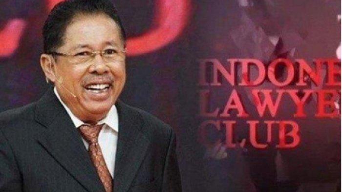 Kabar Buruk! Penyebab ILC TV One Cuti Panjang Diumumkan Karni Ilyas 'Mohon Maaf Sebesar-besarnya'