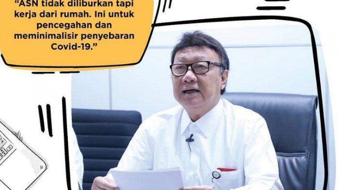 KABAR BURUK! MenpanRB Thahjo Kumolo Sebut Tak Ada Penerimaan CPNS Tahun Ini, 2021 Gimana?