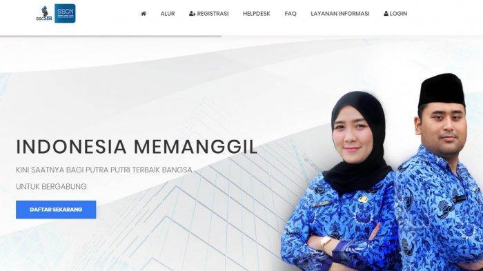 sscn.bkn.go.id, Pendaftaran CPNS 2019 Resmi Dibuka, Daftar Kemenkumham, Kemenag, Kemenkes, Kemdikbud
