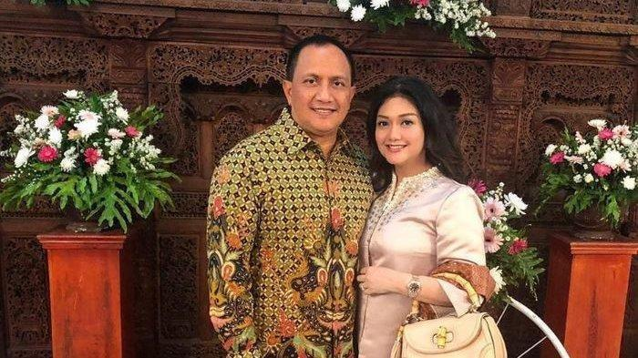Kabar Gembira Bella Saphira Suami Agus Surya Bakti Dapat Jabatan Lagi dari Jokowi Ganti Fachrul Razi