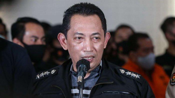 Daftar 3 Kelompok Tolak Komjen Listyo Sigit Prabowo Jadi Kapolri Walaupun Diusulkan Presiden Jokowi
