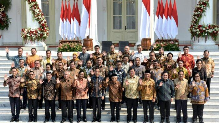 Catatan! Kepuasan Publik di Bawah 50 Persen, Apa yang Harus Dilakukan Jokowi? Reshuffle Kabinet?