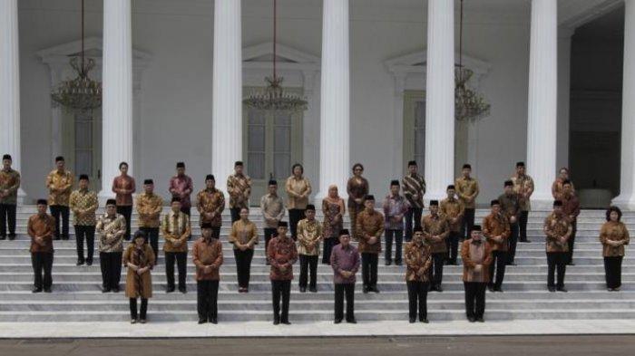 Jokowi Sah Menangkan Pilpres 2019, Prediksi 7 Menteri yang akan Dipertahankan dalam Kabinet Barunya