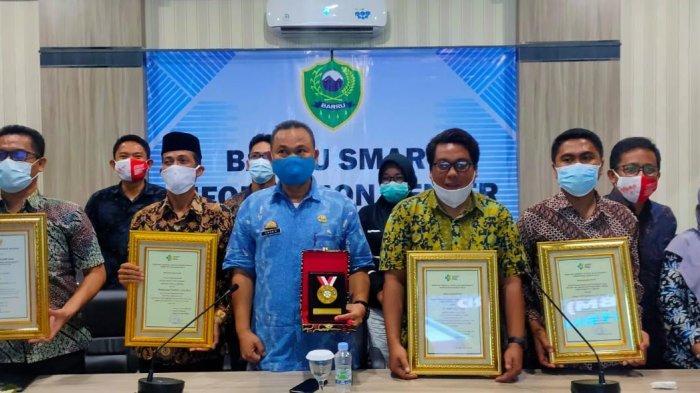 Kabupaten Barru Raih Juara Satu Nasional STBM Award