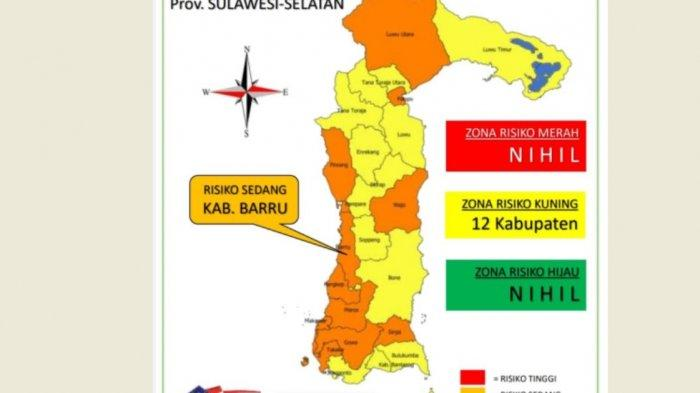 Update Corona Barru Hari Ini, Tak Ada Penambahan Kasus Baru