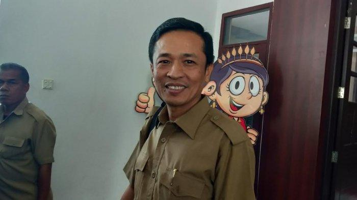 Pj Wali Kota Makassar Prof Rudi Djamaluddin.