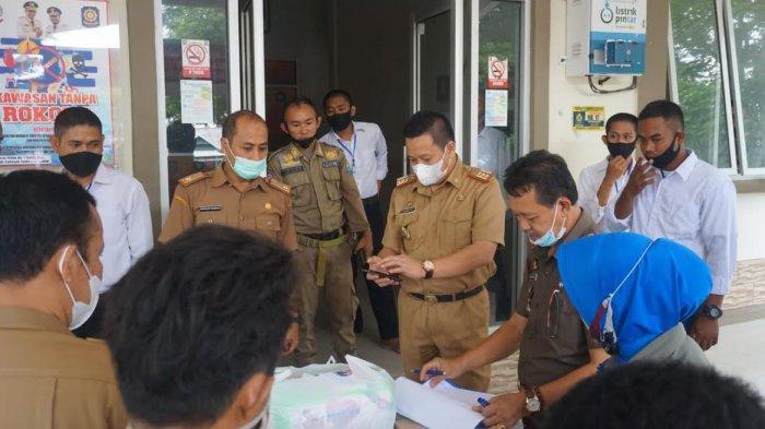 Kadis Kominfo Jeneponto Ikut Salurkan Bantuan ke Korban Gempa Sulbar