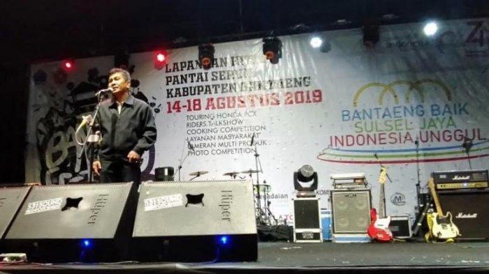 Ilham Azikin: Bantaeng Festival Day Jangan Berhenti Sampai di Sini