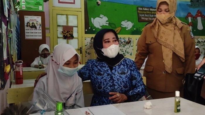 81 Sekolah di Kabupaten Bone Uji Coba Belajar Tatap Muka, Masing-masing 3 Sekolah Tiap Kecamatan