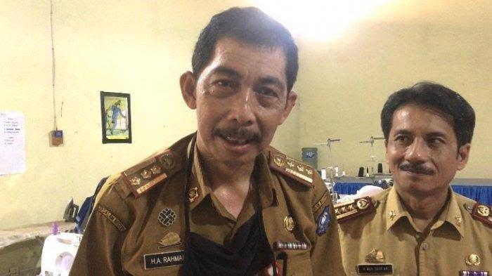Abdul Rahman Gantikan Andi Buyung Jabat Sekwan Bulukumba