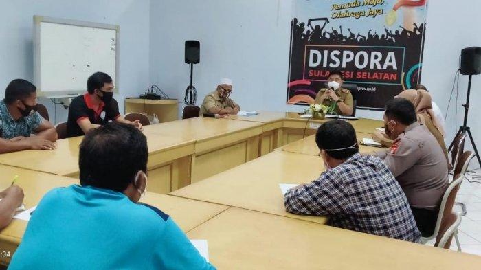 Dispora Sulsel dan 48 Pengurus Cabor Sepakat Jalankan Program PPOD Jelang PON Papua