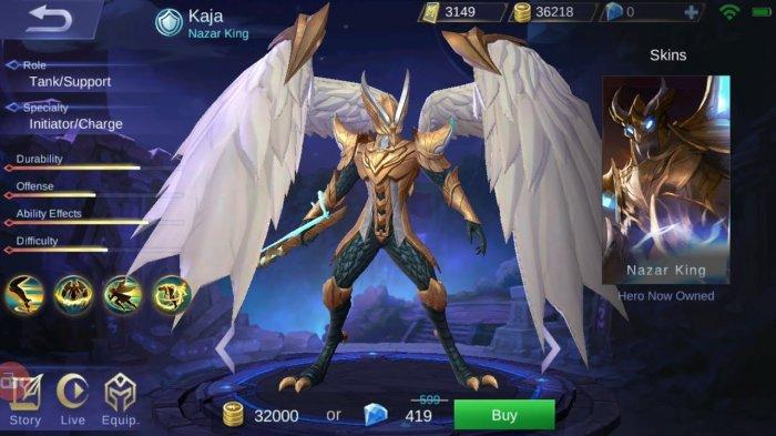 7 Hero dengan Combo Flicker Paling Mematikan di Mobile Legends 5