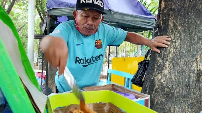 Pengakuan Kakek Gimeng, Penjual Jalangkote Tempat Makan SYL & IAS Usai Dibentak Petugas Dispora