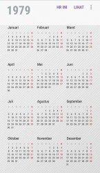 Kalender 2018 Sama Persis dengan Kalender 1979, Ini Penjelasannya