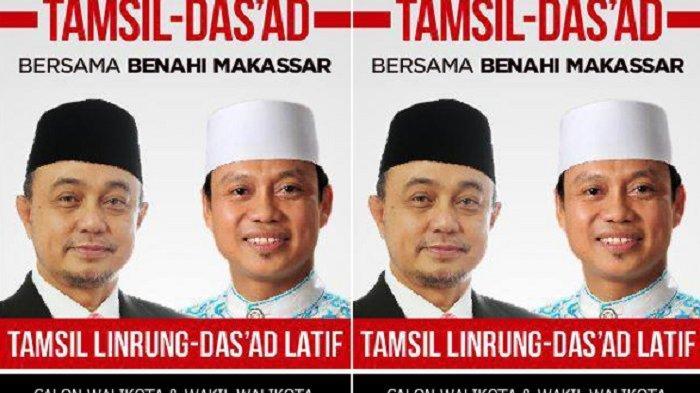 Masih Ingat? Ustaz Dasad Latif Pernah Maju Pilwali Makassar Pasangan Tamsil Linrung Namun Kalah
