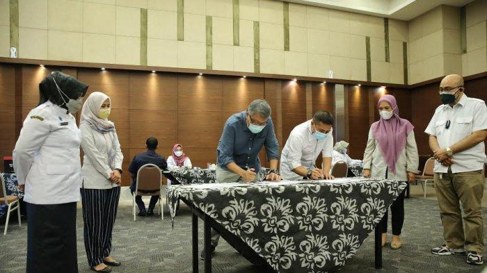 Tingkatkan Partisipasi Donor Darah, Kalla Group-PMI Kota Makassar Jalin Kerja Sama