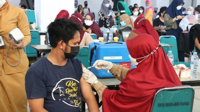 Kalla Group Sukses Vaksin 4.105 Orang di Bugis Waterpark dan UIM
