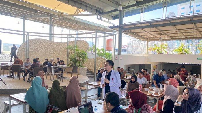 Gencarkan Hidup Sehat, Kalla Group Hadirkan Breakfast and Sharing Session COVID-19