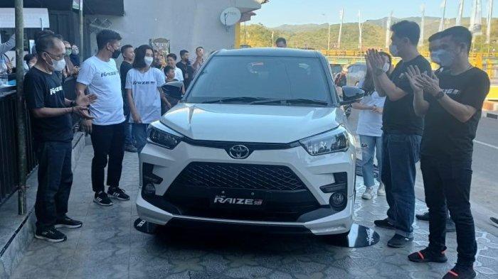 Toyota Raize Resmi Mengaspal di Parepare, Harga Mulai Rp227 Juta