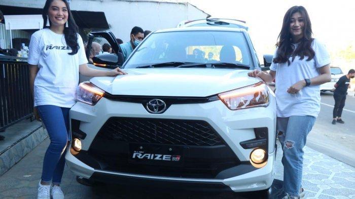 Spesifikasi Lengkap All New Toyota Raize, Resmi Diluncurkan Kalla Toyota di Parepare