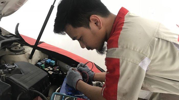 Kalla Toyota menghadirkan paket Servis Sehat untuk unit Toyota unggulan seperti Agya, Calya, dan Avanza.