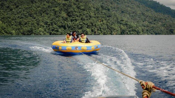 Kampoeng Taipa, obyek wisata baru di Sorowako, Kecamatan Nuha, Luwu Timur, Sulawesi Selatan (Sulsel).
