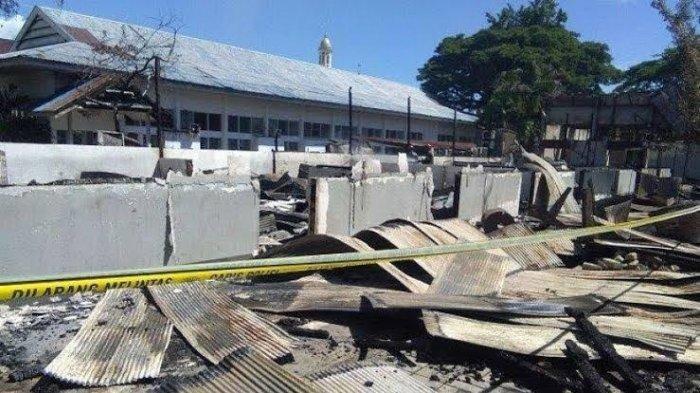 Sudah Hampir Dua Bulan, Polisi Belum Berhasil Ungkap Penyebab Kampus Unanda Palopo Terbakar
