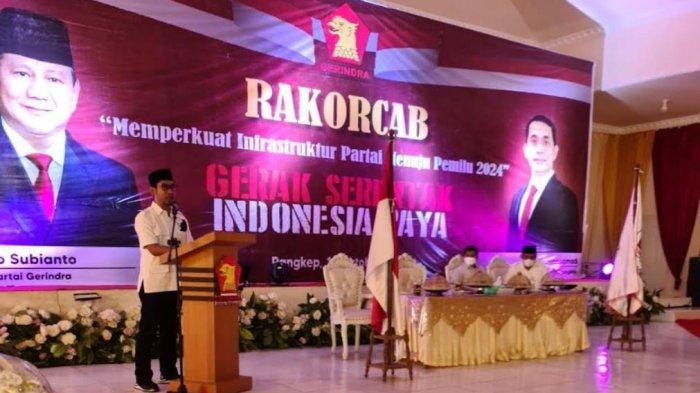 Kamrussamad Deklarasikan Prabowo Subianto Calon Presiden di Pangkep, AIA Calon Gubernur Sulsel