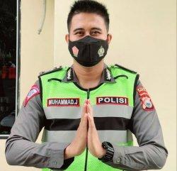 HUT ke 17 Tribun Timur, Kanit Dikyasa Satlantas Polres Pinrang: Tetap Jadi Mitra Kepolisian