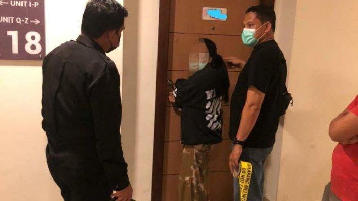 Polisi Ungkap Pelaku Dugaan Prostitusi Online Remaja Putri di Apartemen Jl Boulevard Makassar