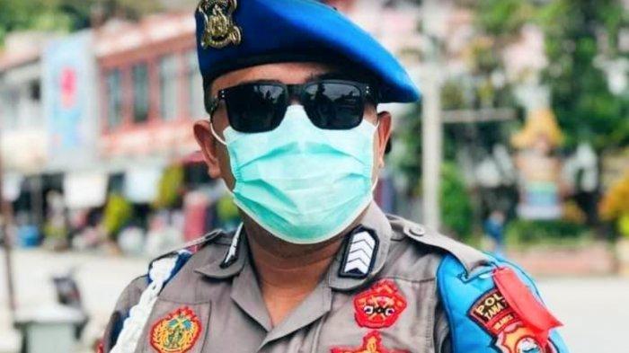 Kenang Bripka Hamri, Kapolres Tana Toraja: Orangnya Rajin Beribadah dan Suka Membantu