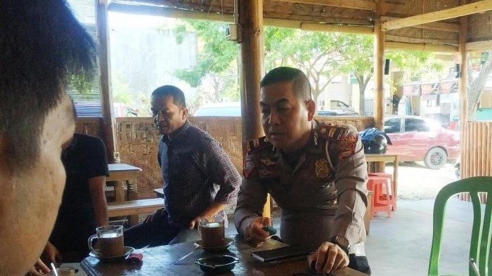TRIBUN WIKI: Profil Kanit Regident Polres Bulukumba Iptu Sudirman, Lahir di Bantaeng