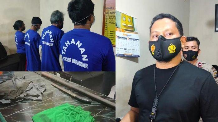 Fakta Baru Tewasnya Warga Jl Monginsidi Makassar di Tangan Sepupu, Tante dan Kakeknya
