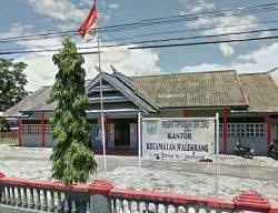Rehab Berat Kantor Camat Walenrang Luwu Telan Anggaran Rp 930 Juta