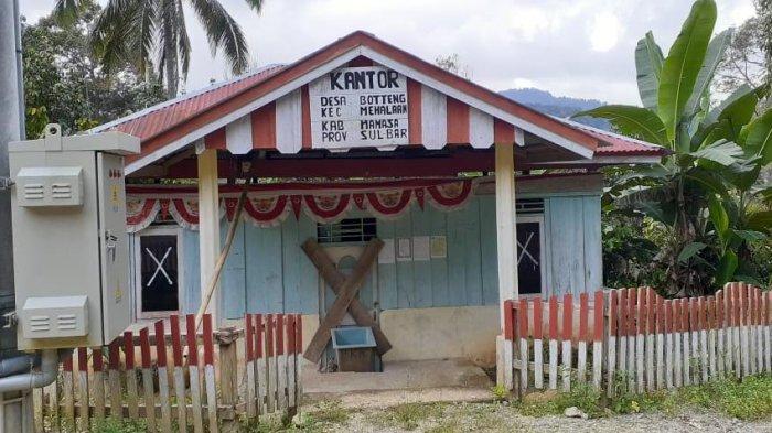 Kasus Penyegelan Kantor Desa Botteng Berakhir Damai di Polres Mamasa, Alasannya Tidak Ada Kerugian