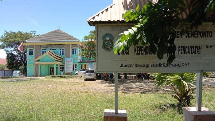 Urus KTP Elektronik di Jeneponto Wajib Tunjukkan Kartu Vaksin Covid-19