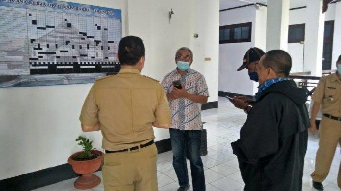 Legislator Pinrang Lakukan Studi Banding di DPRD Barru, Pertanyakan Masalah Perjalanan Dinas
