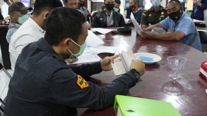 Imigrasi Polewali Mandar Lakukan Operasi Gabungan Periksa Orang Asing