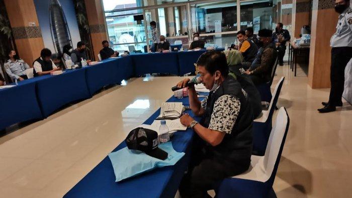Kantor Imigrasi Kelas II Non TPI Polewali Mandar menggelar Rapat Koordinasi Tim Pengawasan Orang Asing (Tim PORA) Kabupaten Majene