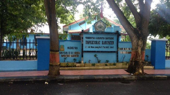 6 Pegawai Positif Covid-19, Kantor Inspektorat Bantaeng Ditutup Sementara