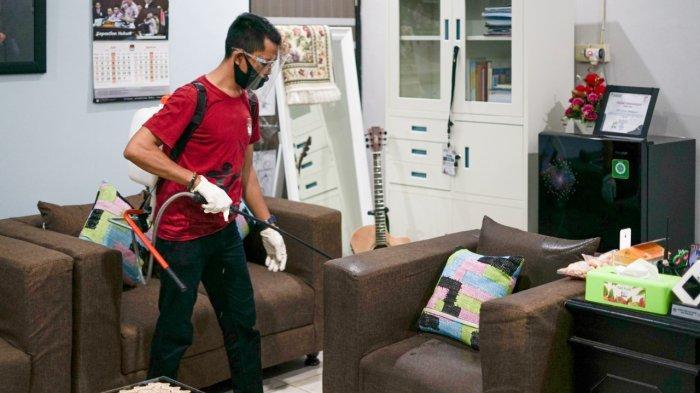 Arief Budiman dan Faizal Amir Positif Covid-19, Kantor KPU Makassar Disterilkan