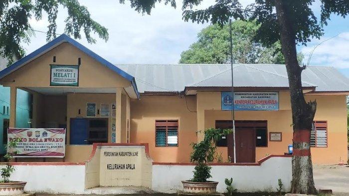 TribunWiki: Profil Kelurahan Apala Bone